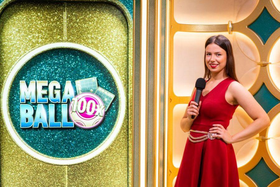 Mega Ball Live Casino Game